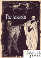 The Assassin - A Dungeon World Class
