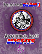 Dungeon Slam Adventurer Pack: Misfits