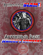 Dungeon Slam Adventurer Pack: Jericho's Company