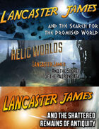 Relic Worlds Trilogy (Books 1-3)