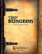 Tiny Dungeon Print and Play Bundle