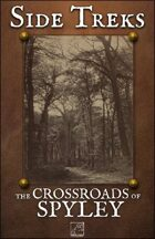 SideTreks 01: The Crossroads of Spyley