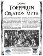 Toeffrun Creation Myth - An RPG Pantheon