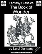 The Book of Wonder (Fantasy Classics)