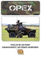 OPEX - Règles pour engagements tactiques modernes