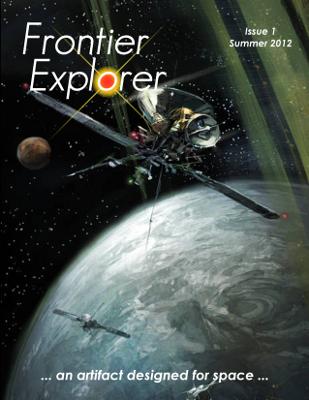 Frontier Explorer - Issue 1