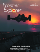 Frontier Explorer - Issue 5