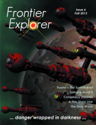 Frontier Explorer - Issue 6