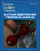 Sathar Destroyer Technical Manual