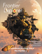 Frontier Explorer - Issue 8