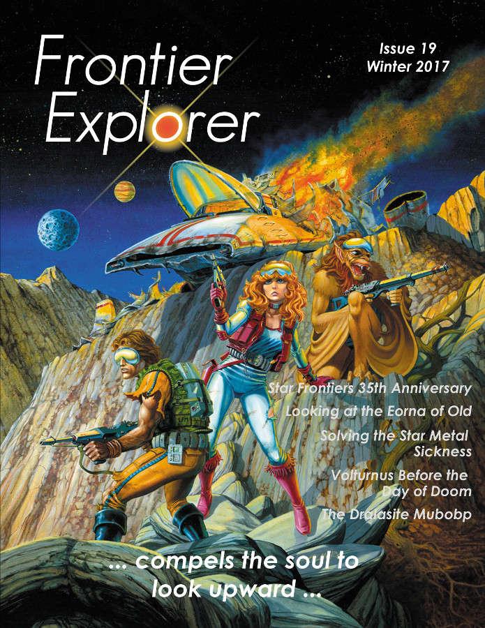 Frontier Explorer - Issue 19