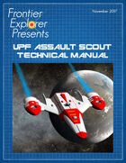 UPF Assault Scout Technical Manual
