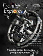 Frontier Explorer - Issue 23
