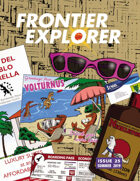 Frontier Explorer - Issue 25