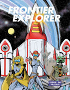 Frontier Explorer - Issue 26