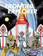 Frontier Explorer - Issue 26