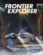 Frontier Explorer - Issue 28