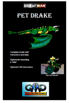 ERA OF WAR: Pet Drake