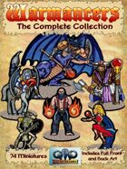 Warmancers Complete Collection [bundle] [BUNDLE]