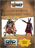 TORN WORLD's Torn Armor Set Two