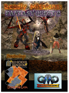 DEADLY MISSIONS: Expansion Nine:  Fantasy Quest Two