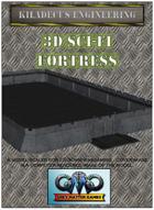 3d Sci-fi Fortress
