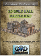 Guild Hall Battle Map