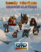 DEADLY MISSIONS: Expansion 13: Dragon Hunters