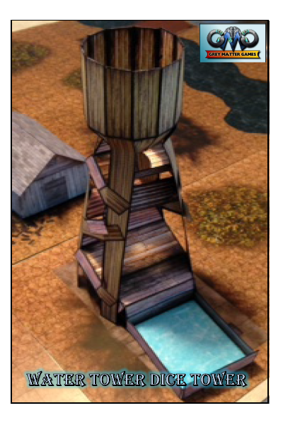 Water Dice Tower