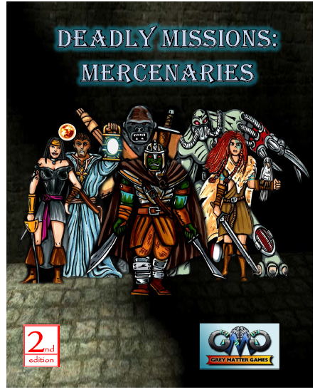 DEADLY MISSIONS: Mercenaries