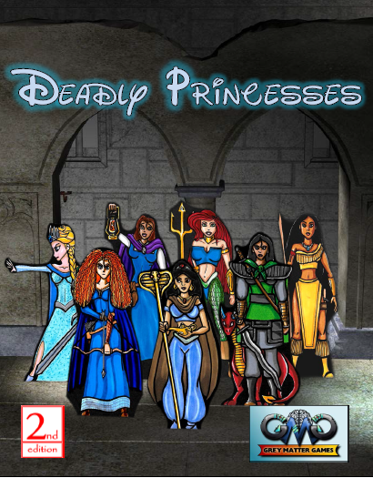 DEADLY MISSIONS: Deadly Princesses