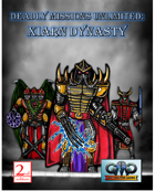 DEADLY MISSIONS UNLIMITED: Xiarn Dynasty