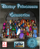 DEADLY PRINCESSES: Complete Collection [BUNDLE]