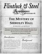 The Mystery of Shirdley Hall