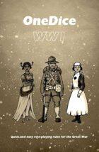 OneDice WW1