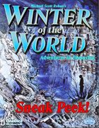 Winter of the World Sneak Peek