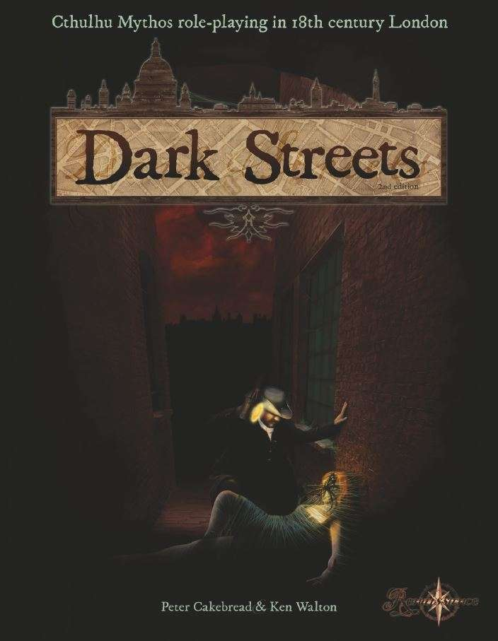Dark Streets 2nd Edition - Core Rulebook