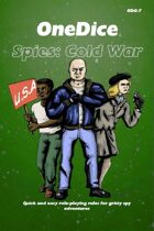 OneDice Spies: Cold War