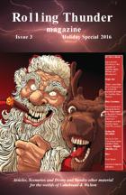 Rolling Thunder fanzine #3