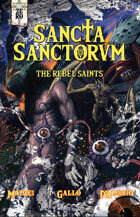 Sancta Sanctorum - The Rebel Saints #0 - Copia ESCLUSIVA per i sostenitori