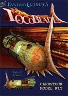 LocoBlade - Green