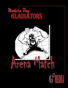 Arena Match - Modern Day Gladiators Wrestling Game