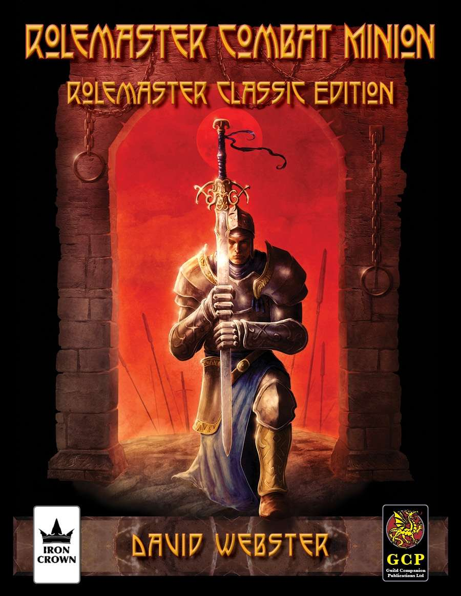 Rolemaster Combat Minion (RM Classic License)