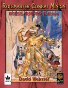 Rolemaster Combat Minion (RMSS/FRP License)