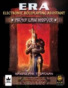 ERA for Rolemaster RMC Arms Law