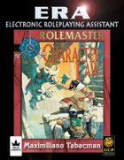 ERA for Rolemaster RMFRP Core and Character Law