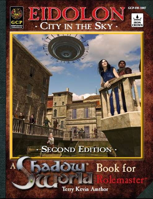 Shadow World: Eidolon: City in the Sky