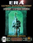 ERA for Rolemaster RMC Combat Companion
