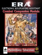 ERA for Rolemaster RMSSFRP Combat Companion