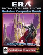 ERA for Rolemaster RMSSFRP Mentalism Companion